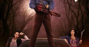 Ash vs evil dead key art promo image