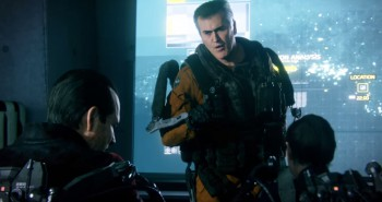 Call of Duty: Advanced Warfare Descent Trailer Screen Capture