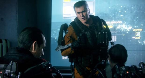 Call of Duty: Advanced Warfare Descent Trailer Screen Capture