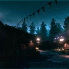 Funcom's The Park Haunted Amusement Park Game Screenshot