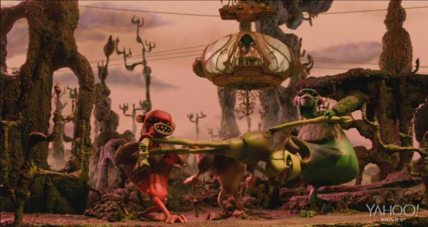 Hell and Back film trailer still image