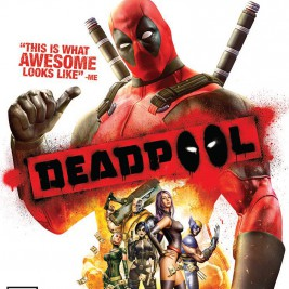 Deadpool Xbox One Box Art Image