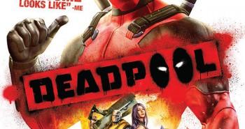 Deadpool Xbox One Box Art Image