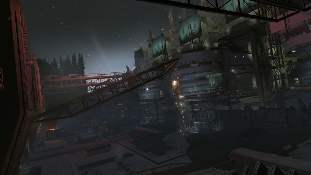Crytek Releases New Cyber Horde Mode for Warface   GamingShogun