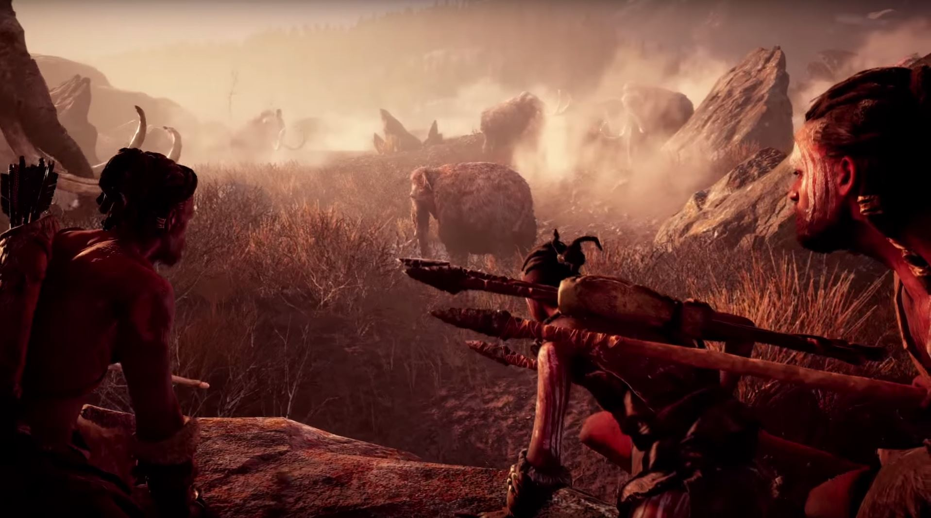 Far Cry Primal Beast Master Trailer