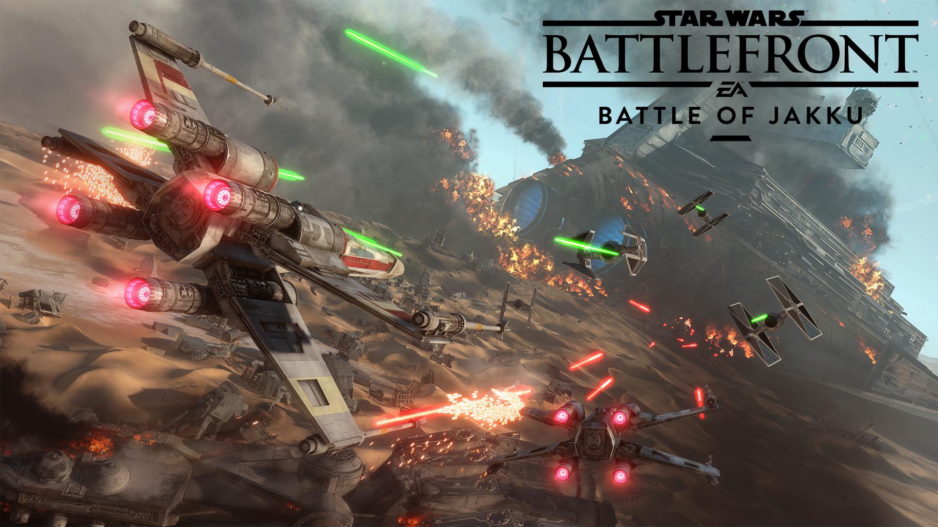 Star Wars Battlefront - Battle of Jakku
