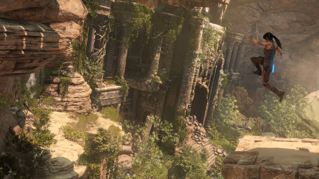 Rise of the Tomb Raider Windows 10 and Steam Release Date | GamingShogun