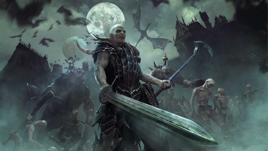 Vampire Counts Faction Announced for Total War: Warhammer