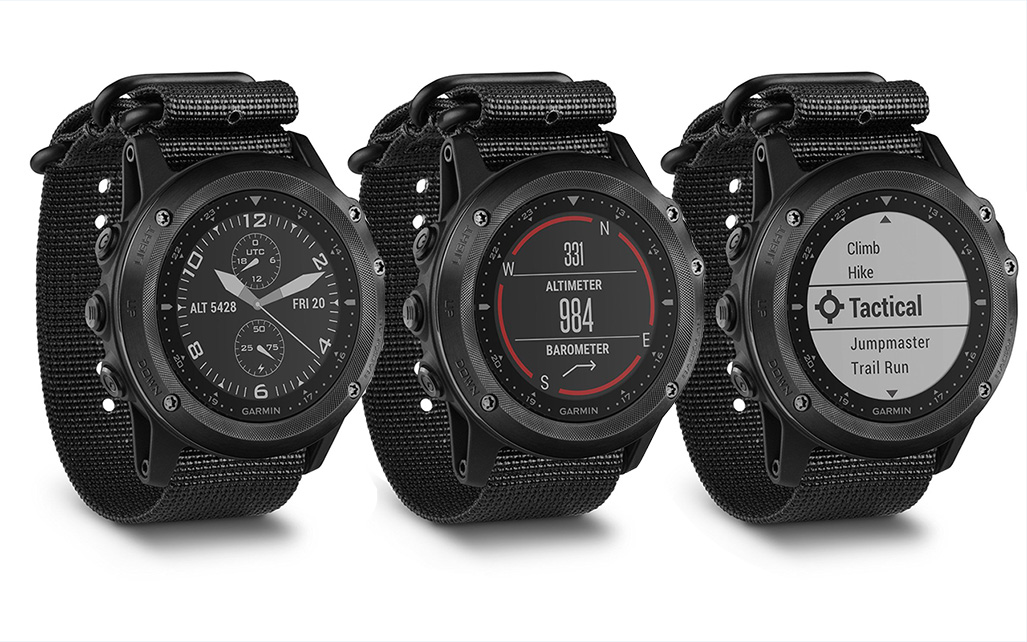 Garmin tactix Bravo Smartwatch