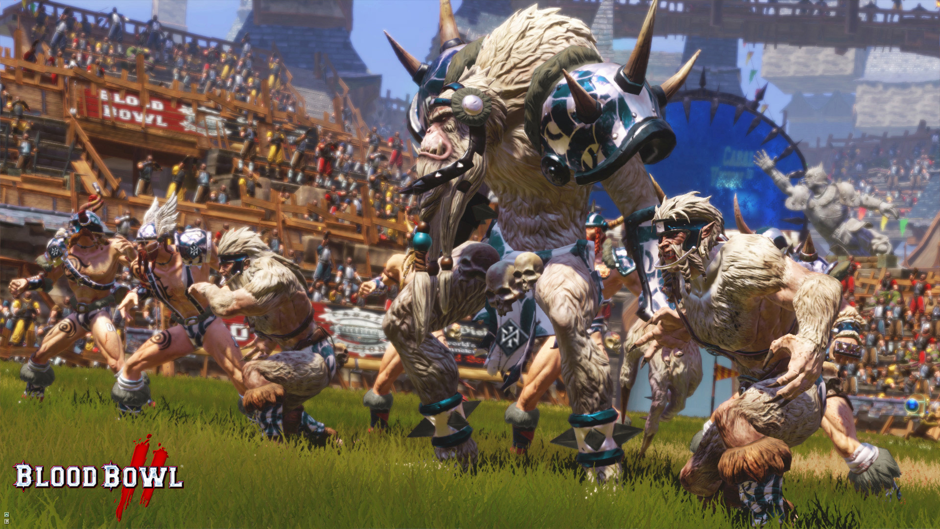 The Norse Team Coming to Blood Bowl 2 | GamingShogun
