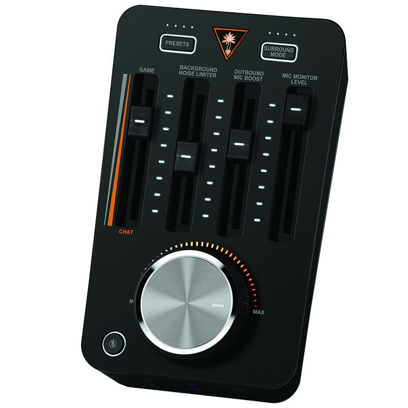 Elite Pro Tactical Audio Controller (T.A.C.)