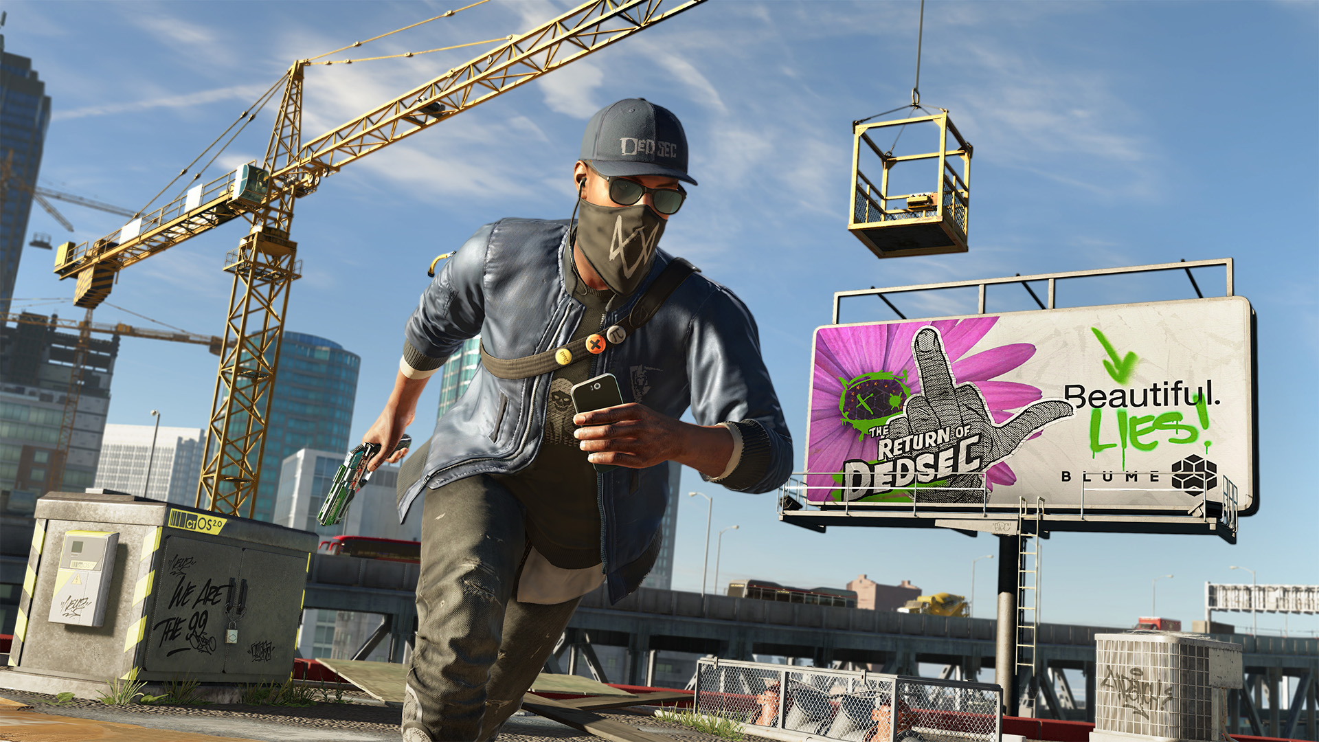 Watch Dogs Multiplayer Review