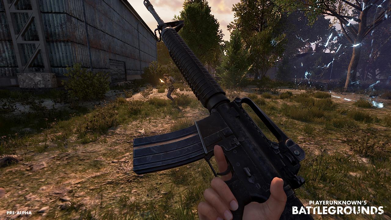 Playerunknown S Battlegrounds Developer Backtracks After: PLAYERUNKNOWN'S Battlegrounds Completes Pre-alpha