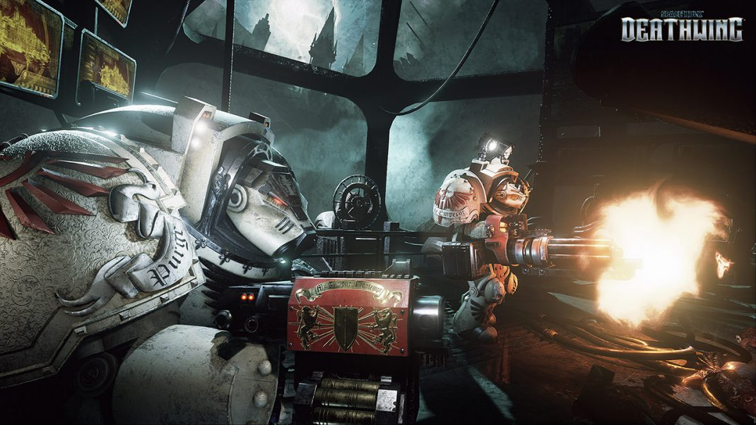 Space Hulk: Deathwing Special Missions Update Kicks Off Enhanced