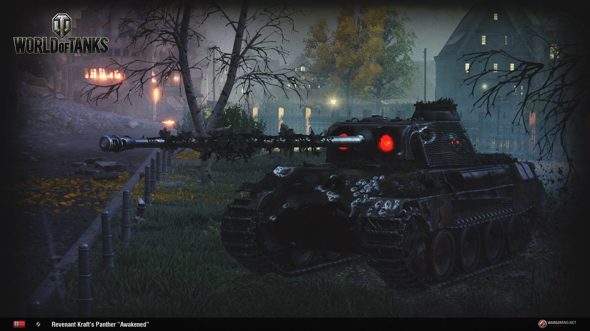 world of tanks and world of warships halloween event