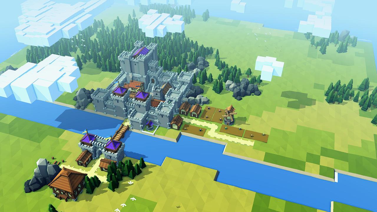 Good Kingdom Building Games