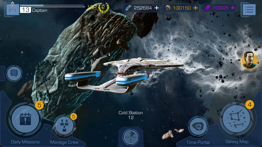 Star trek: legacy pc review | gamewatcher.