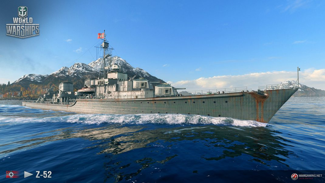 World Of Warships Destroyers