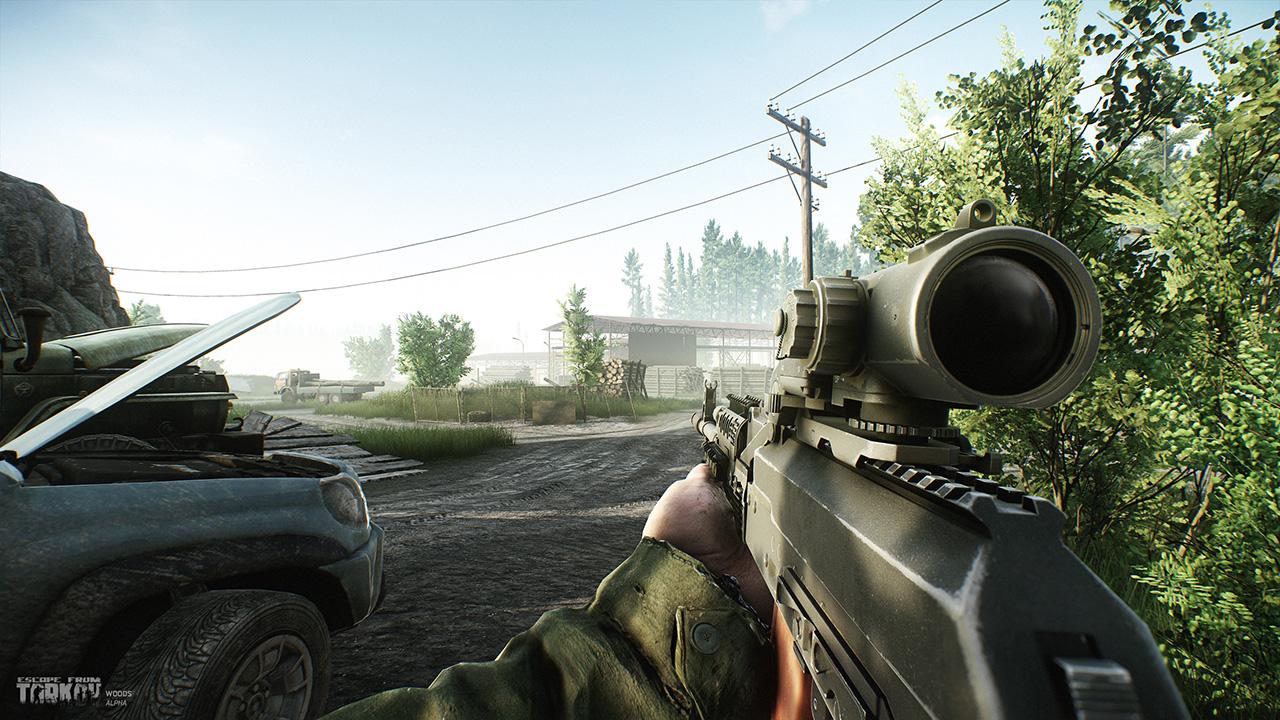 Escape from Tarkov Screenshots of New Map | GamingShogun