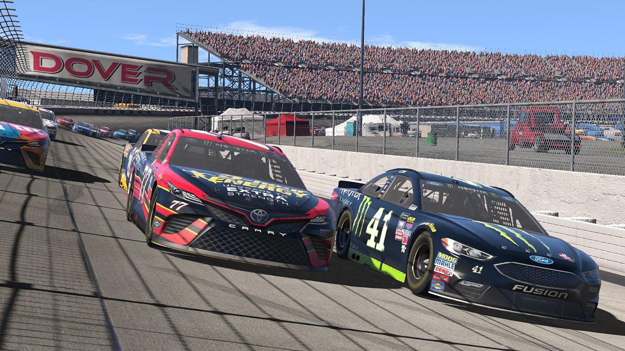 Nascar Racing Games >> NASCAR Heat 2 Announced | GamingShogun