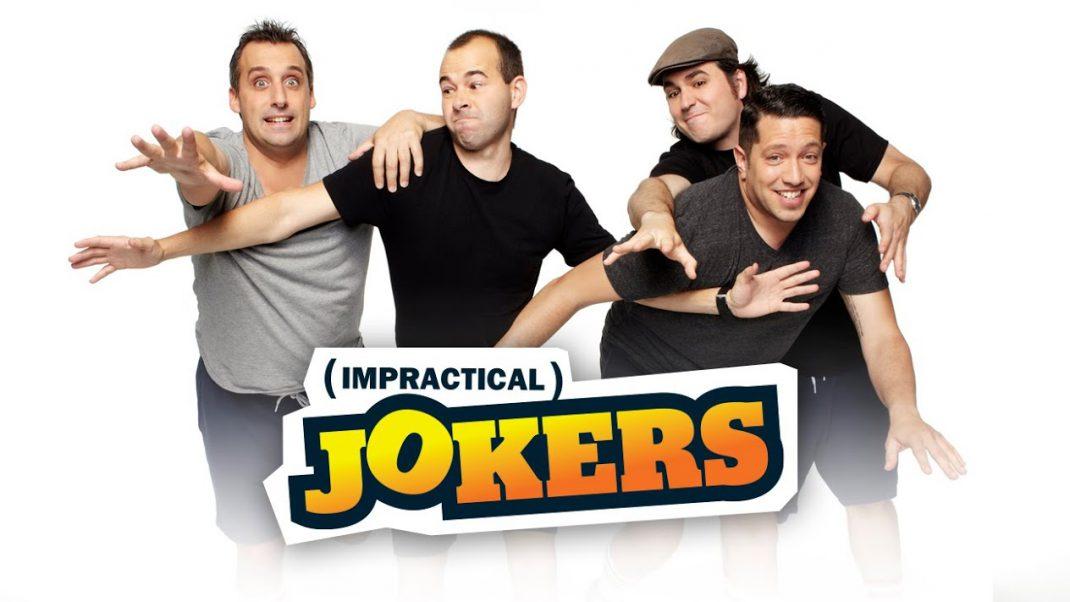 Impractical jokers sweepstakes