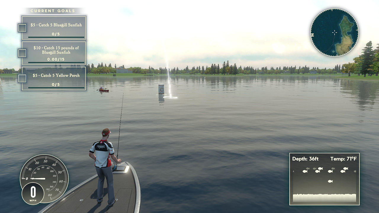 Rapala fishing series pro announced gamingshogun for Xbox one hunting and fishing games