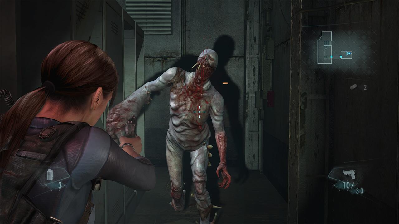 Resident evil revelations 2 release date in Australia