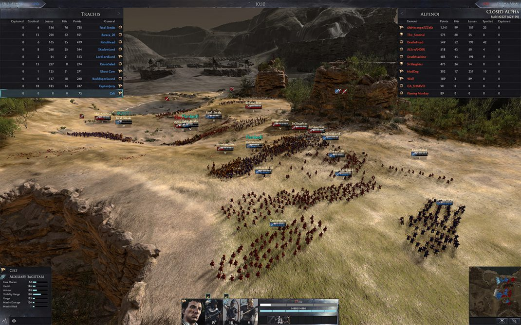 Total War: Arena Free for All Weekend Underway Now | GamingShogun