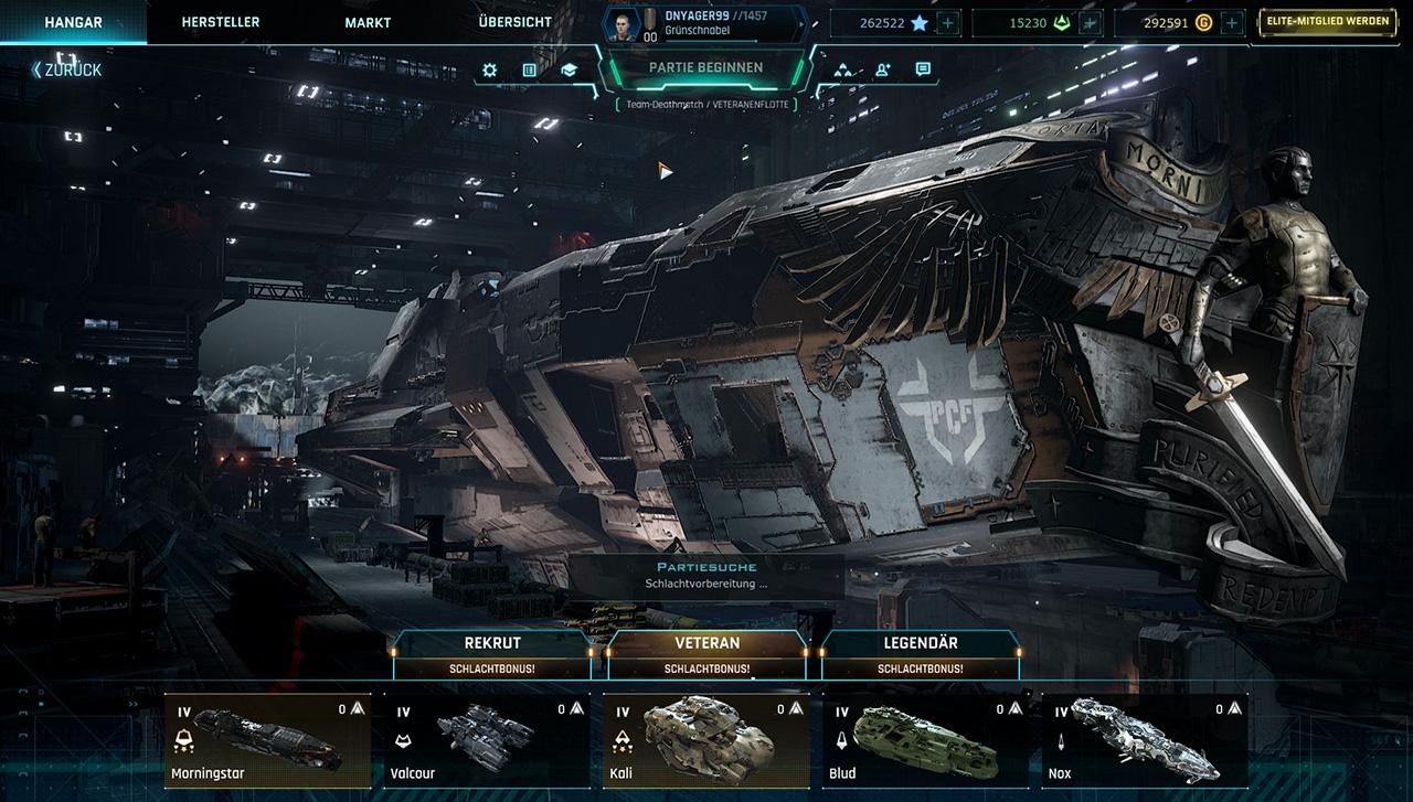 dreadnought gets new open beta update gamingshogun