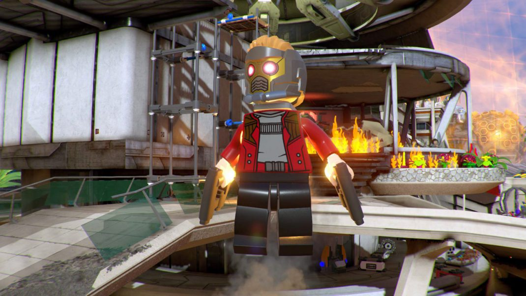 LEGO Marvel Super Heroes 2 Adds Guardians of the Galaxy Vol