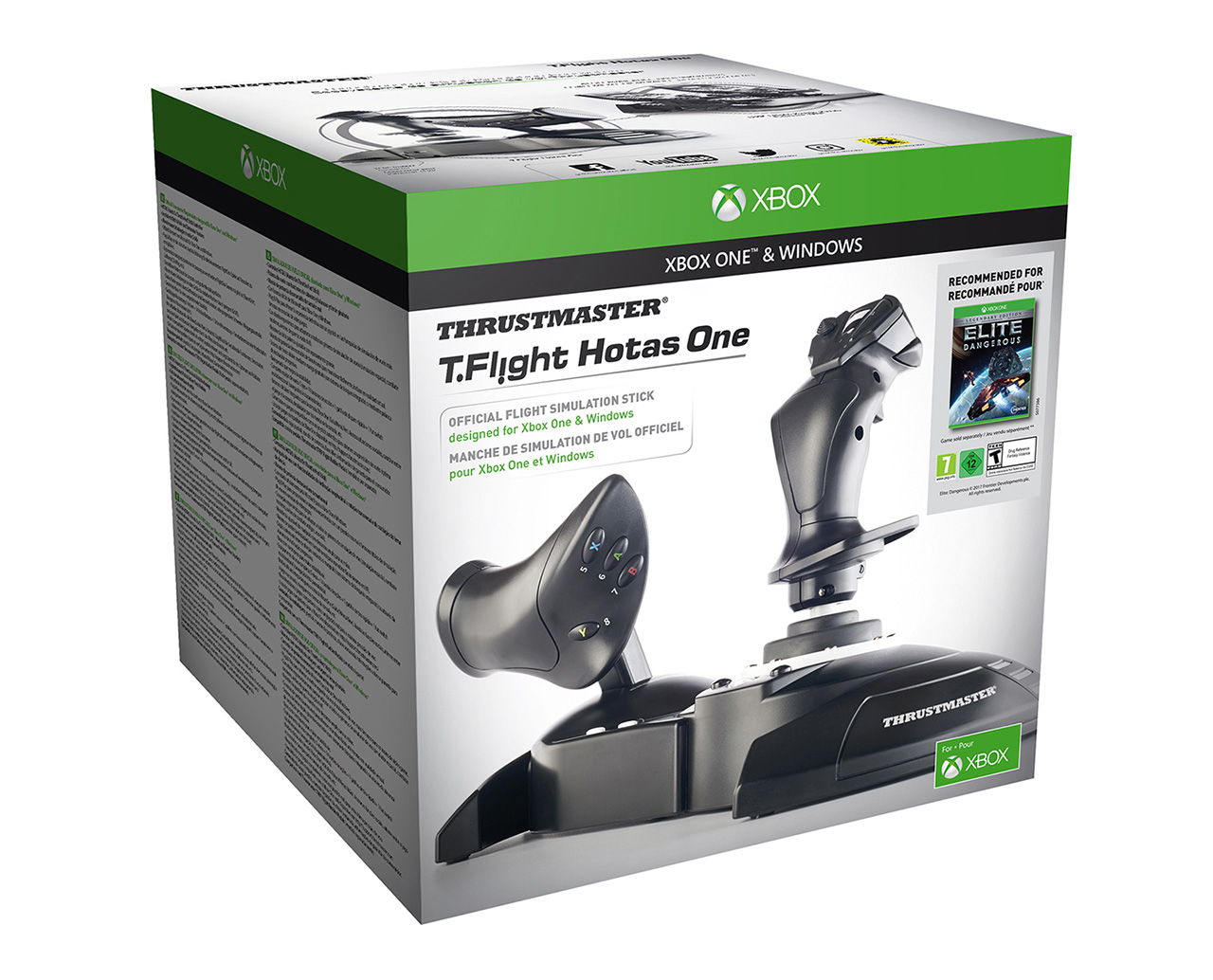 Thrustmaster T Flight Hotas One Xbox One Review | GamingShogun