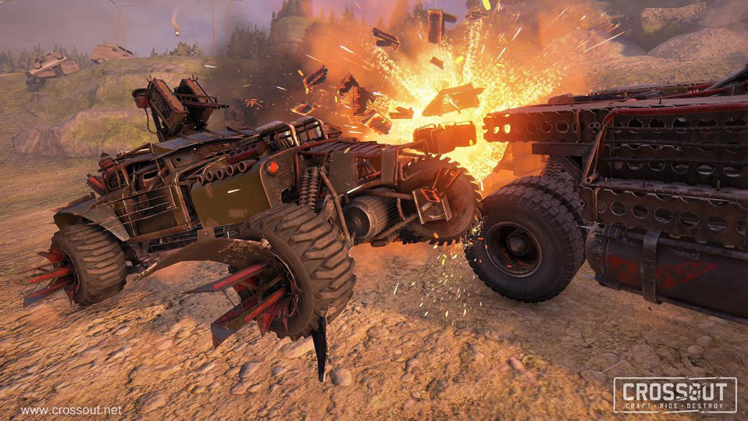 Crossout Gets 7th Faction | GamingShogun