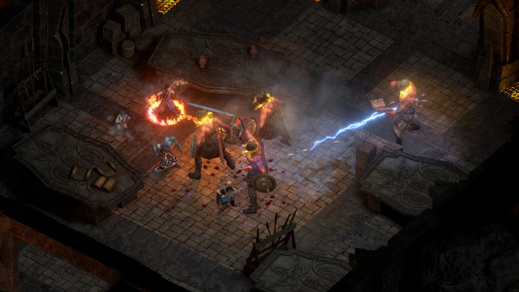 Pillars of Eternity II: Deadfire Free Scalawags Pack DLC Out Now