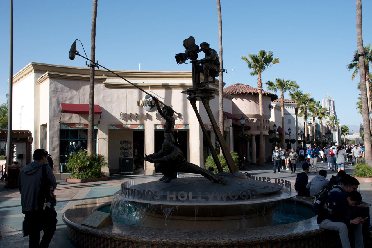 Universal Studios Lunar New Year Celebration 2018