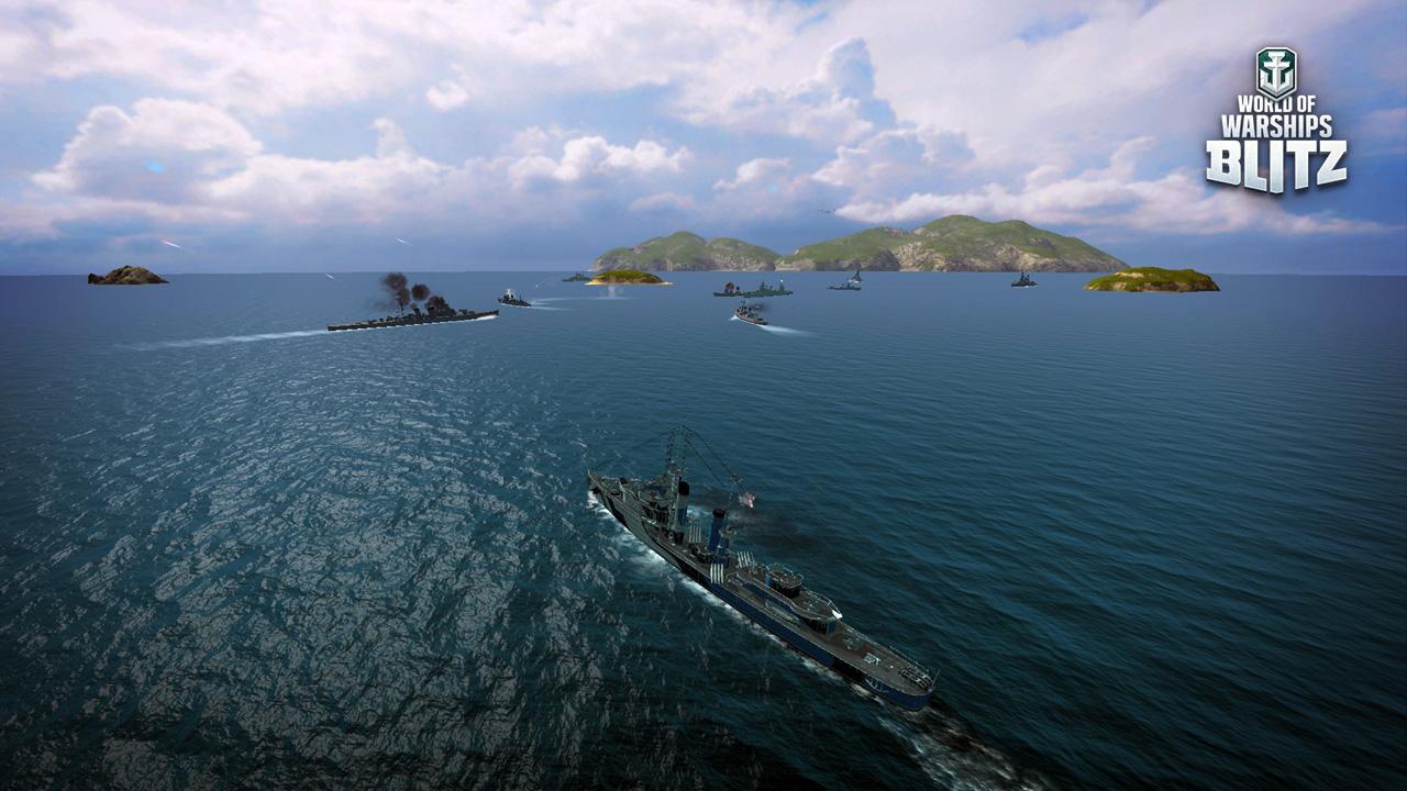 World of Warships Blitz Review   GamingShogun