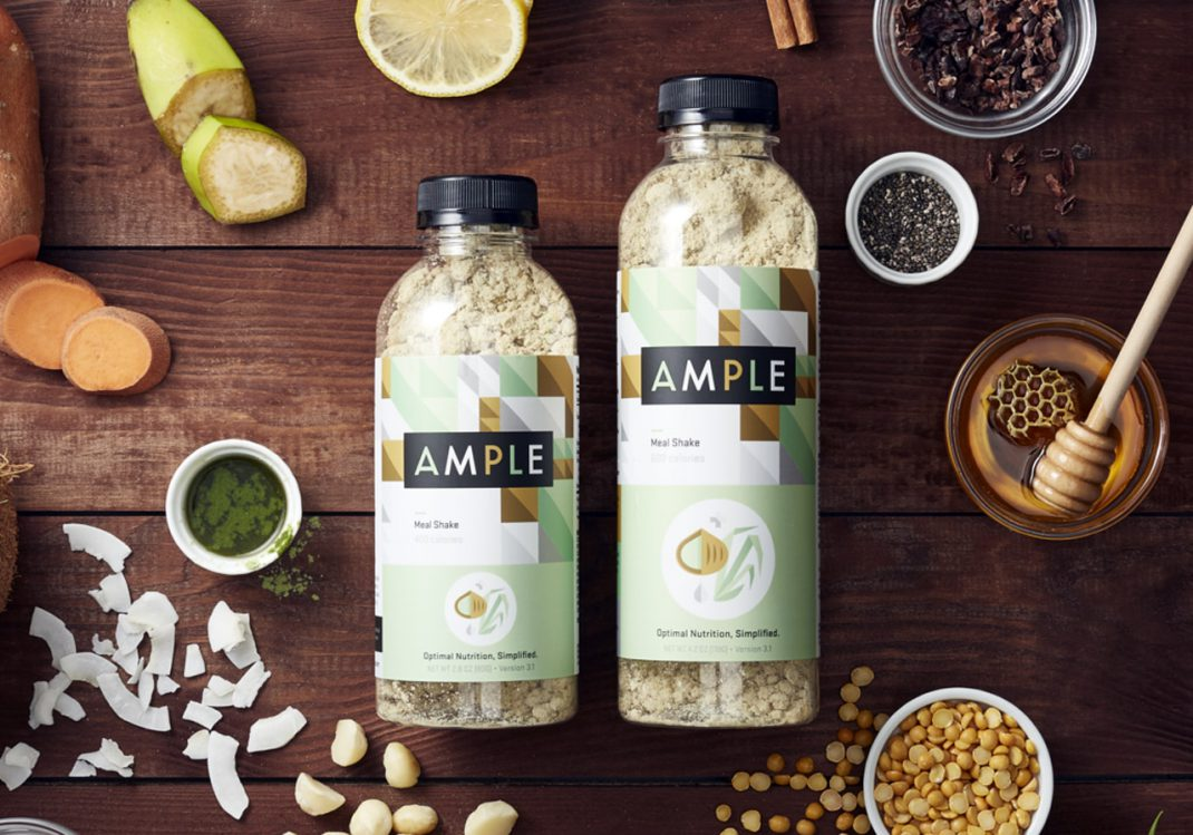 Ample Natural Meal Replacement Shake