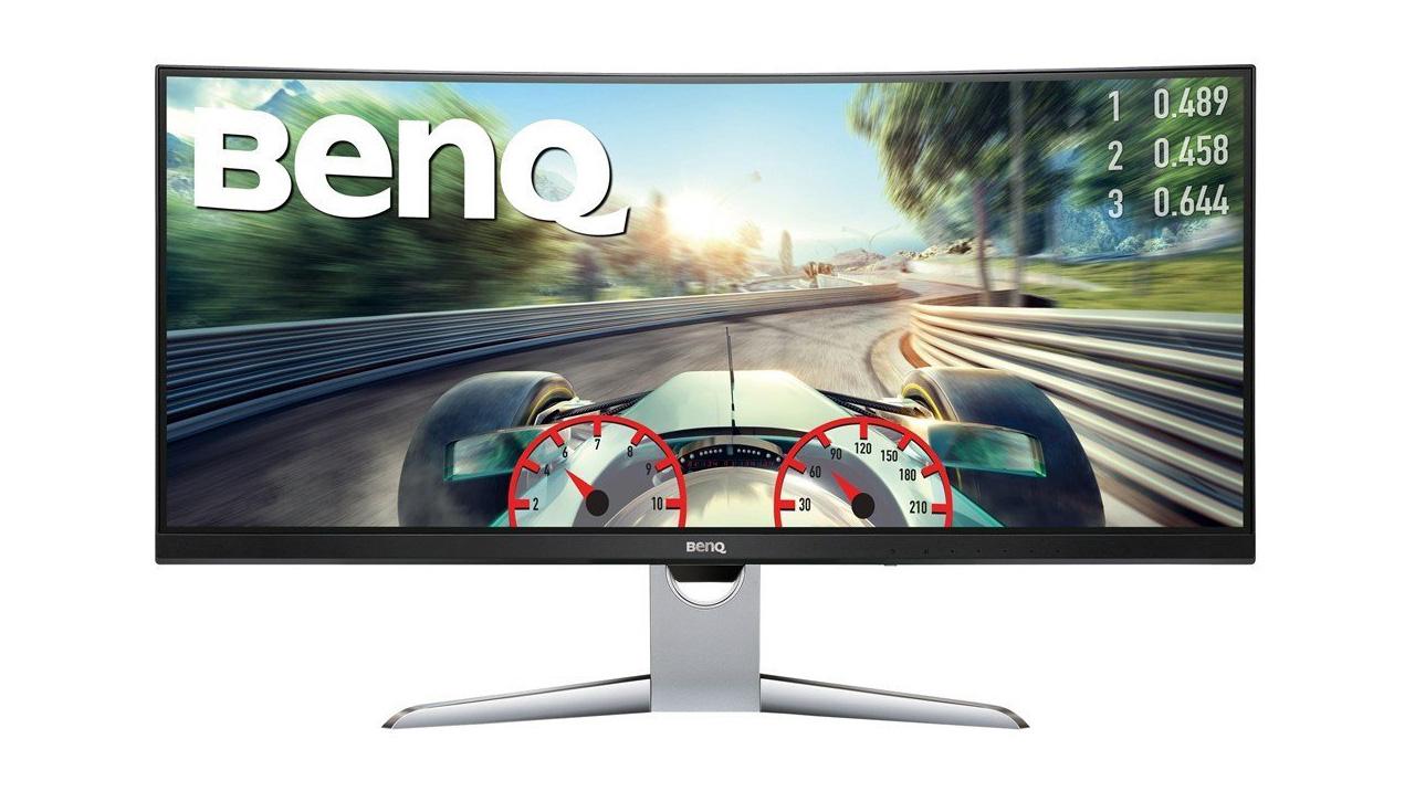 BenQ EX3501R 35-inch UltraWide FreeSync Monitor