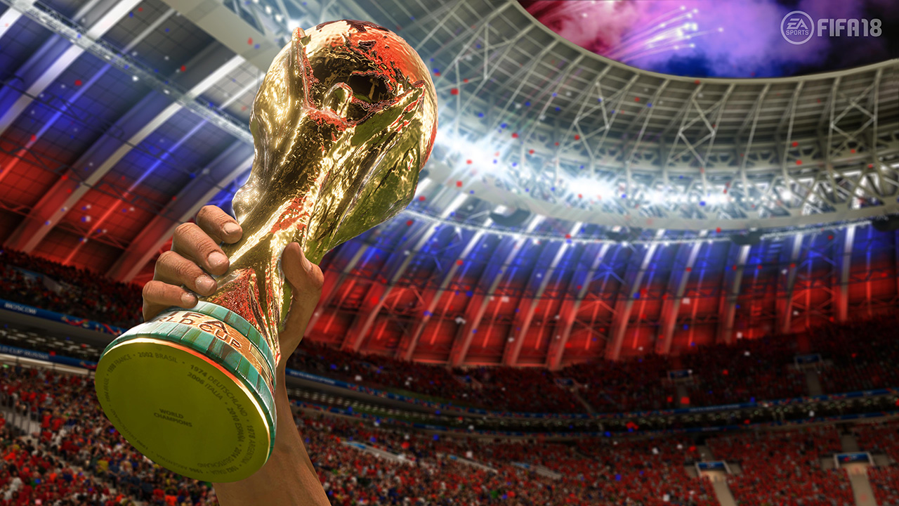 2018 FIFA World Cup Russia Free Content Update for FIFA 18 ...