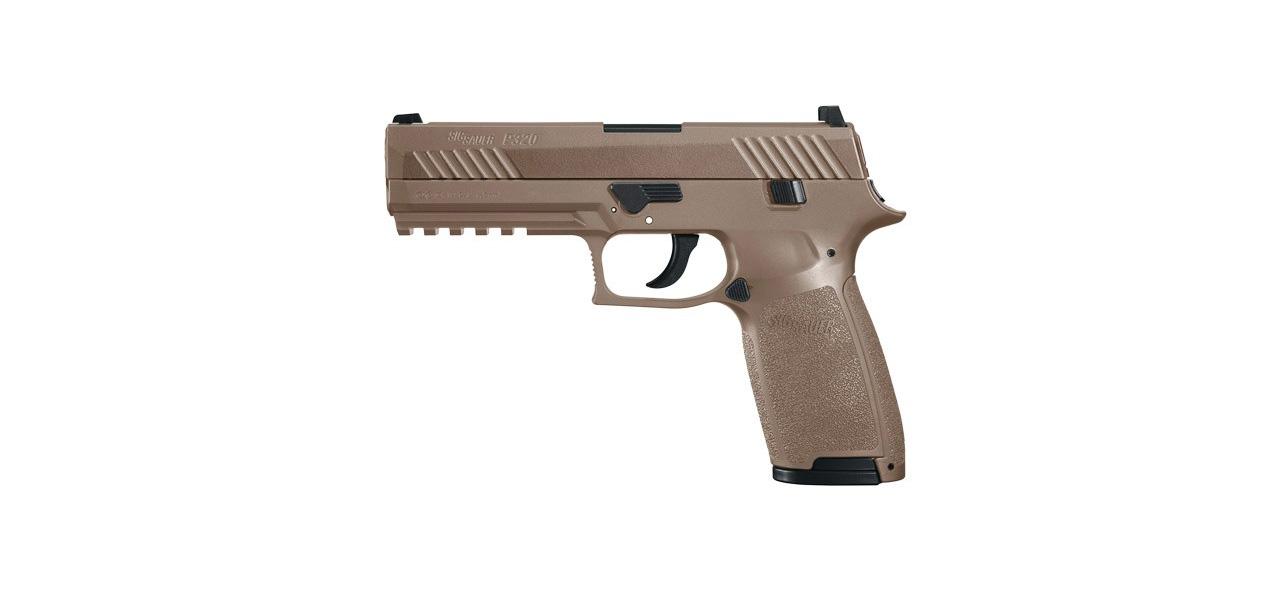 SIG Sauer P320 ASP CO2 Air Pistol