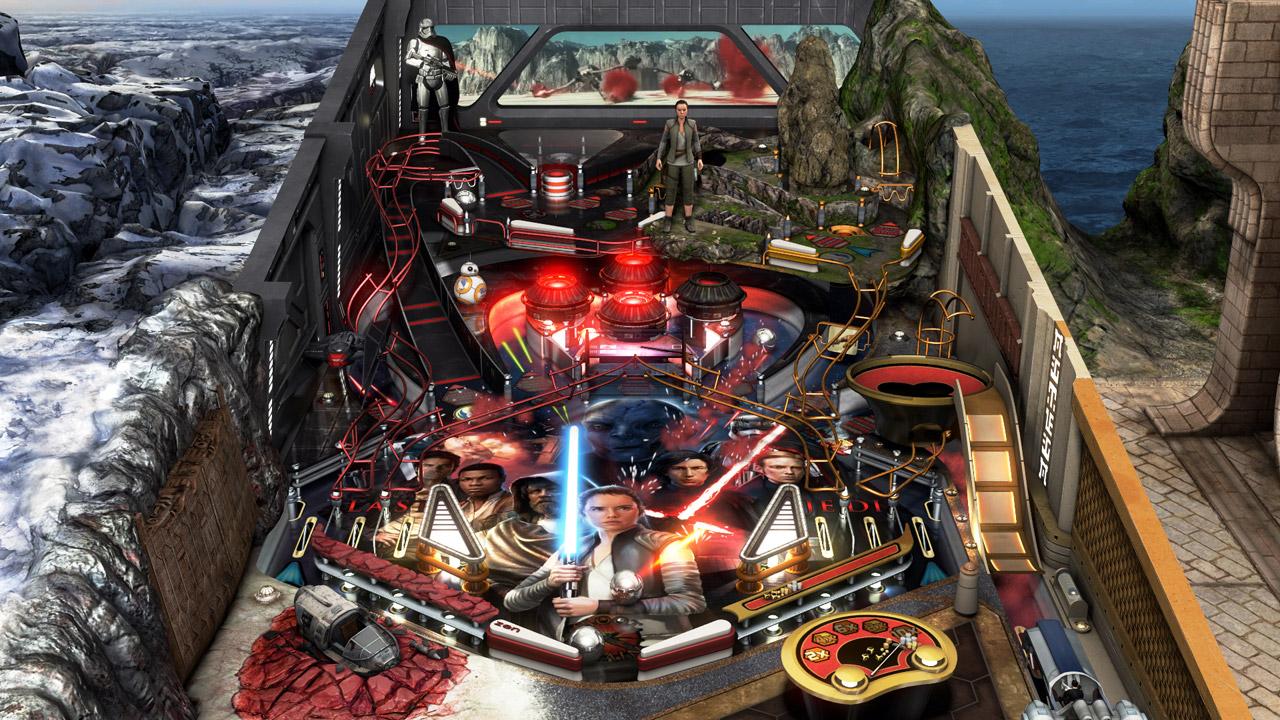 Pinball FX3: The Last Jedi Pinball