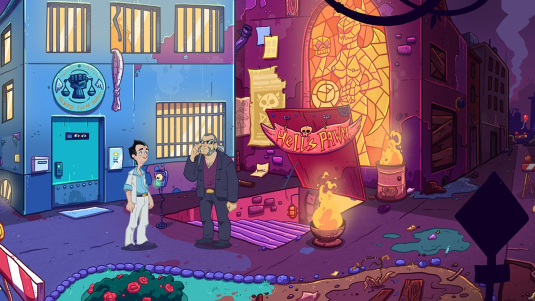 Leisure Suit Larry - Wet Dreams Don't Dry Announced for PS4