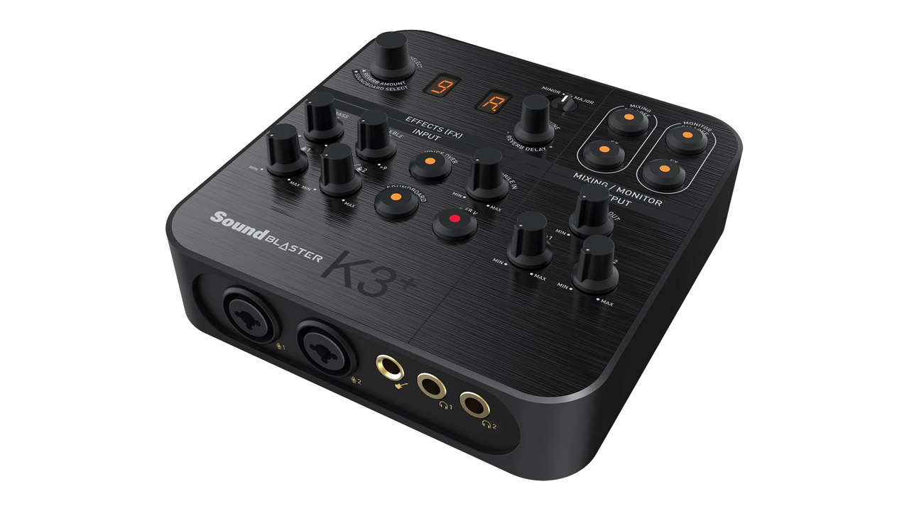 Creative Labs Sound Blaster K3+