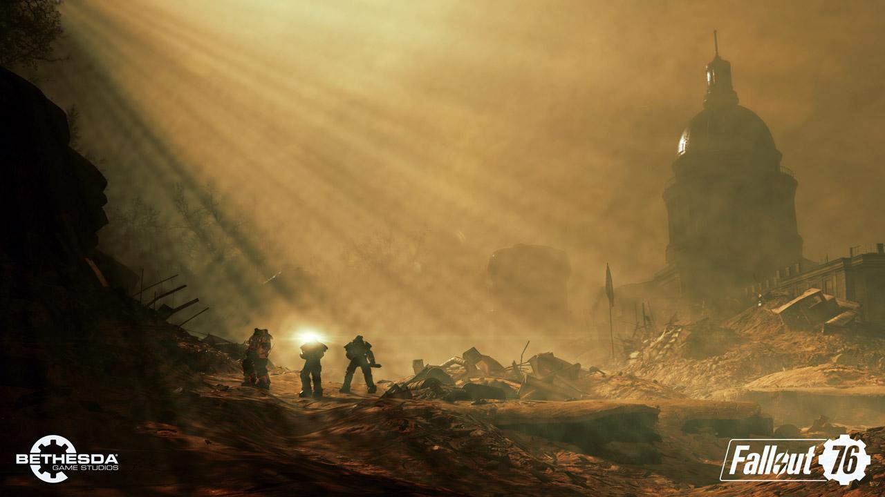Fallout 3 release date in Perth
