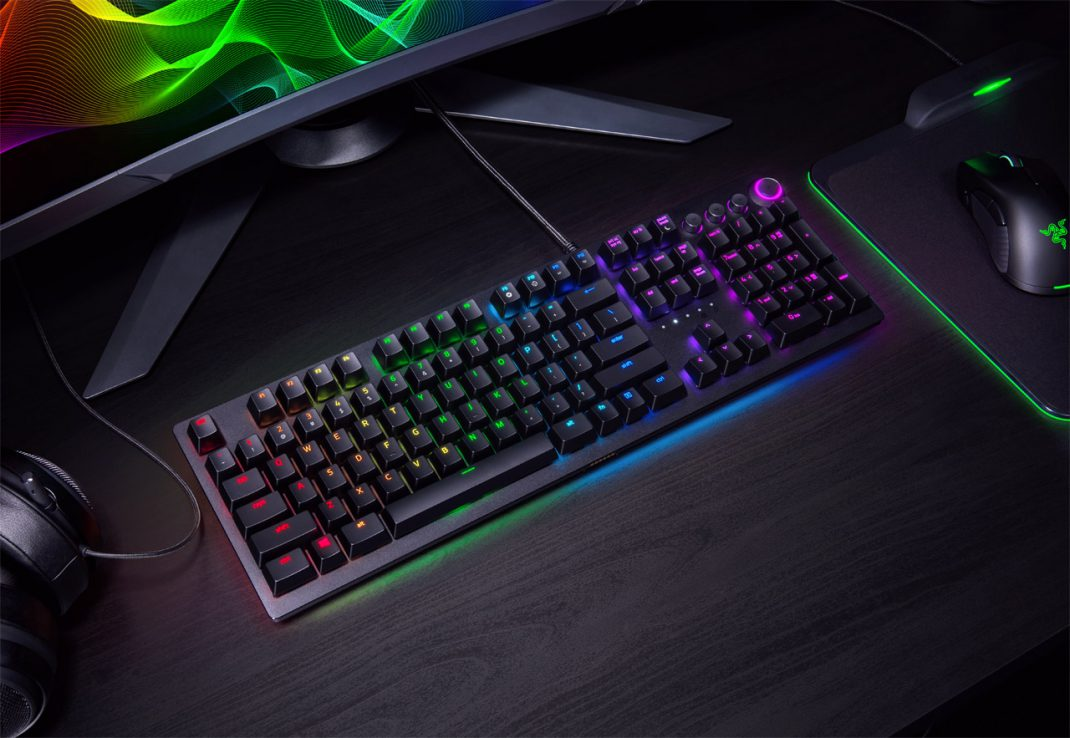Image result for Razer Huntsman Elite
