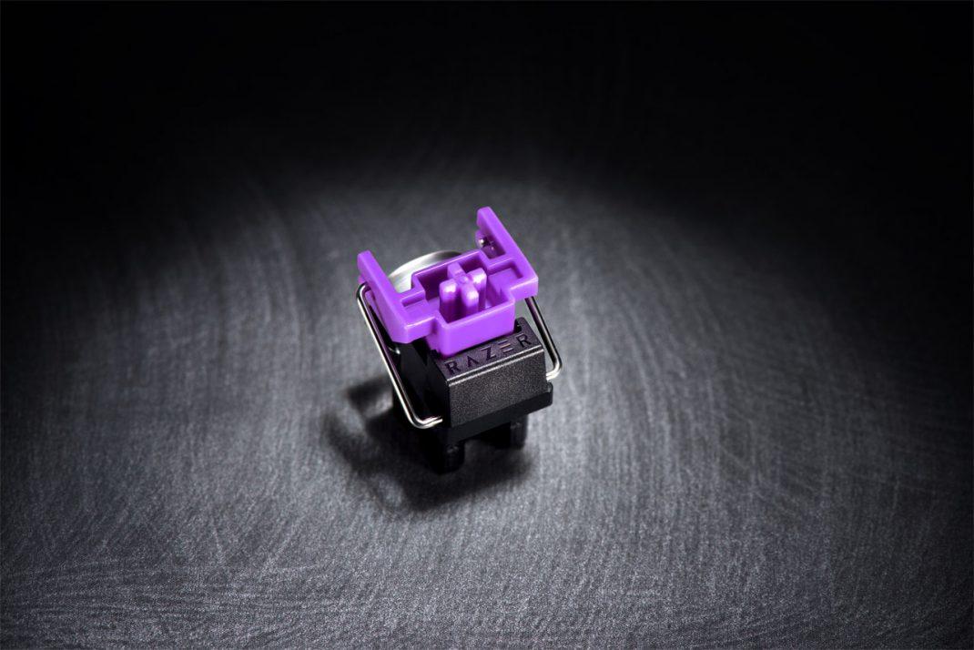razer unveils huntsman gaming keyboard with opto mechanical key switch technology gamingshogun. Black Bedroom Furniture Sets. Home Design Ideas