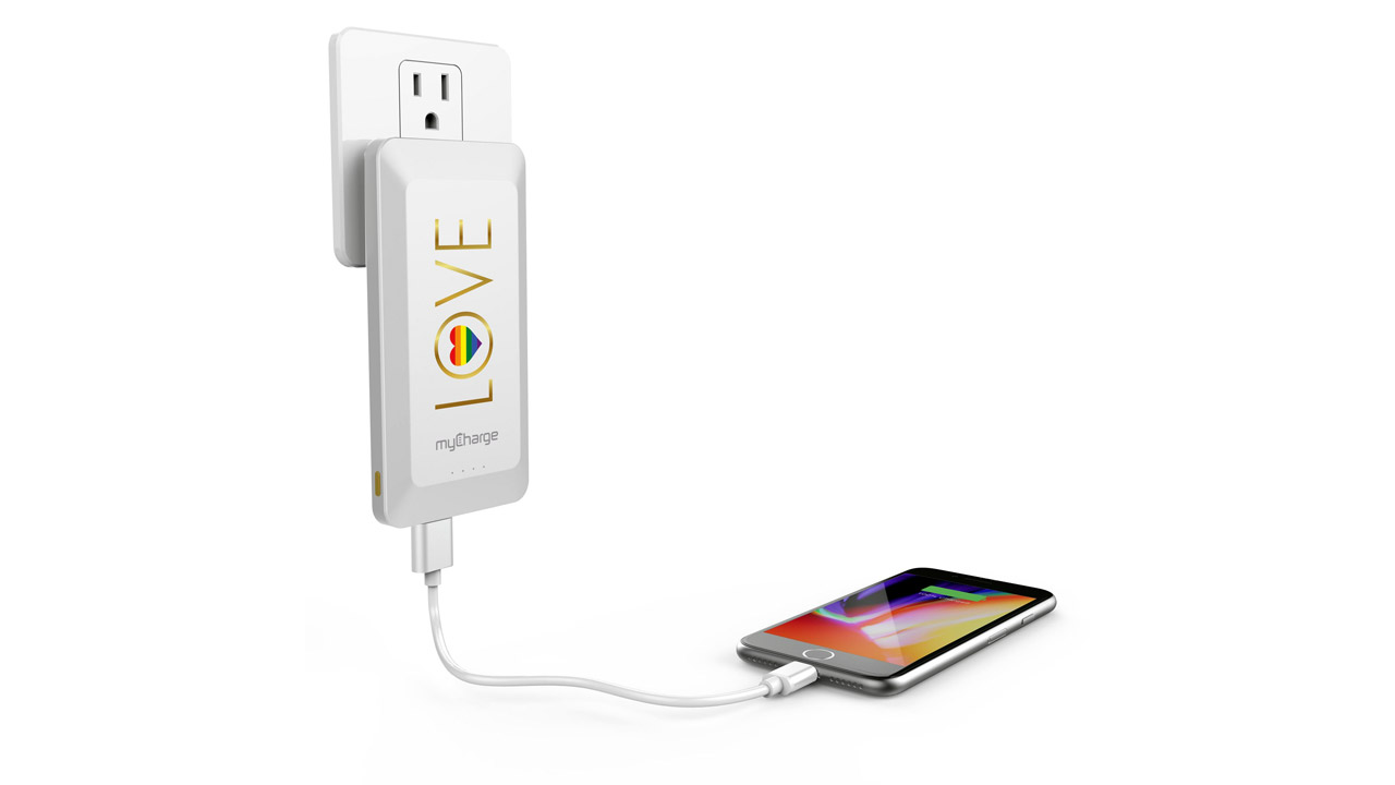 MyCharge Home And Go Pride Limited Edition