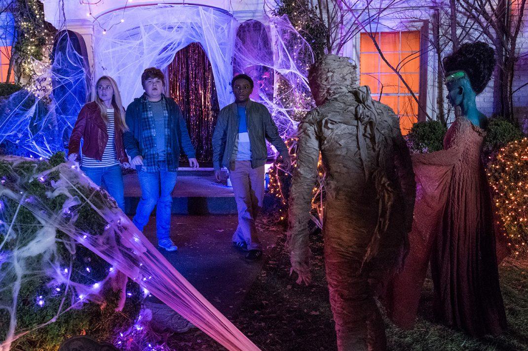 Goosebumps 2 Haunted Halloween Trailer Gamingshogun