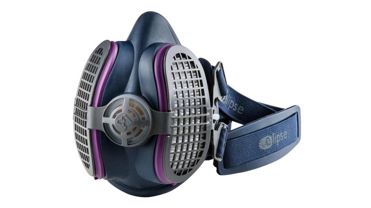 GVS P100 Half Mask Respirator