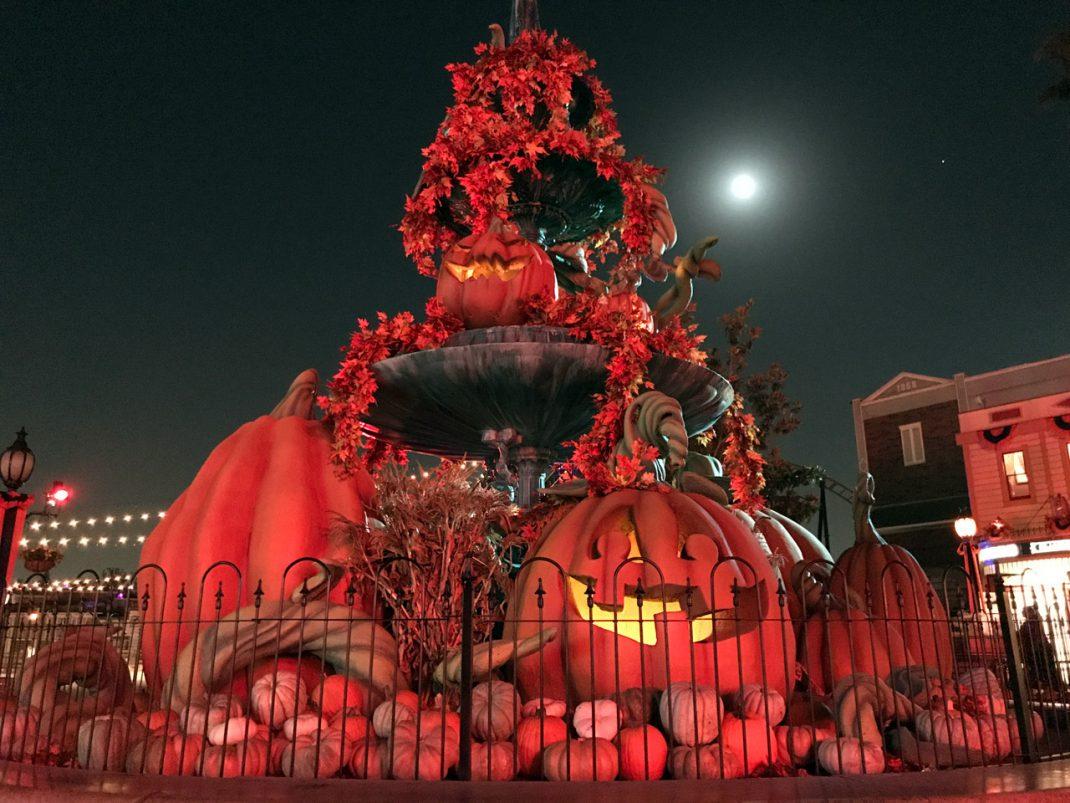 Halloween haunted events