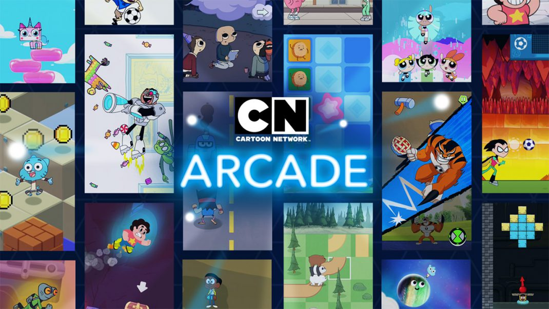 Cartoon Network Arcade Out Now